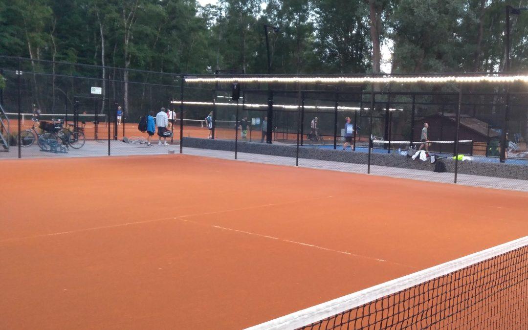 Tennisvereniging Borgerweert, Antwerpen, België